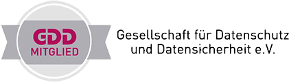 November ist Mitglied bei der Gesellschaft für Datenschutz und Datensicherheit